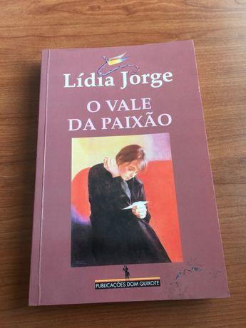 O Vale da Paixão - Lidia Jorge