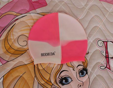 Шапочка для плавания Bermuda для девочки на 4-6 лет