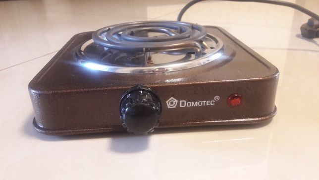 Электро плитка Domotec