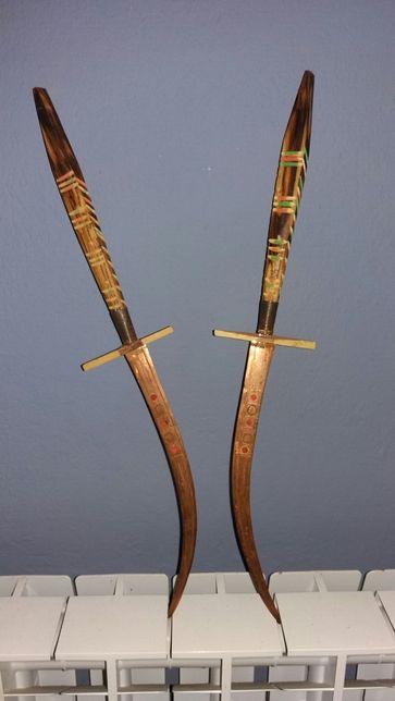 2 mieczyki/szabelki Rękodzieło