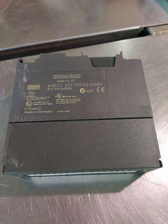 Modół Siemens 6ES7331-7KF02-0AB0