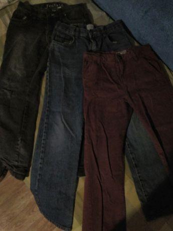 Отдам за фрукты джинсы для мальчика