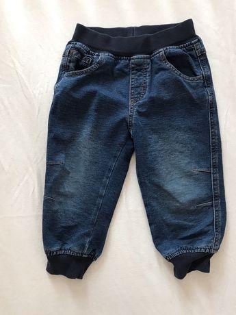 Spodnie jeansowe baggy Lindex rozmiar 86