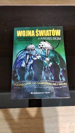 książka wojna światów z angielskim