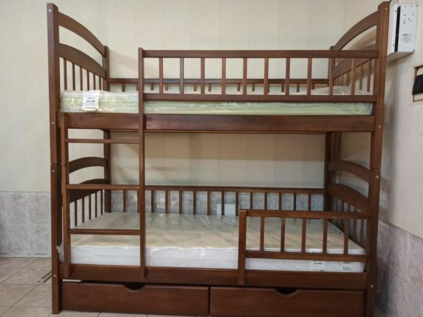Двухярусные кровати от производителя. В ниличии и Под Заказ