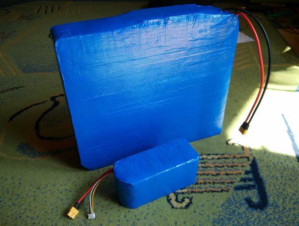 Bateria akumulator do rower elektryczny Ebike - zgrzewanie ogniw 18650