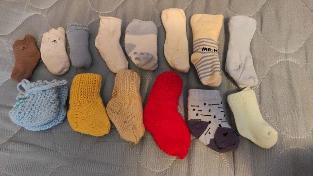Набір носочків на 3_6 міс