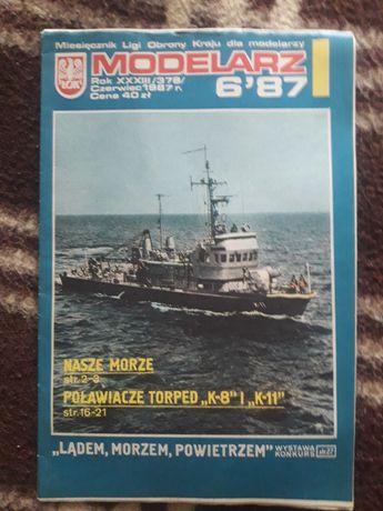 Modelarz 6/1987