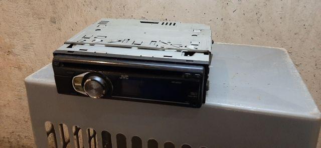Radio odtwarzacz cd JVC