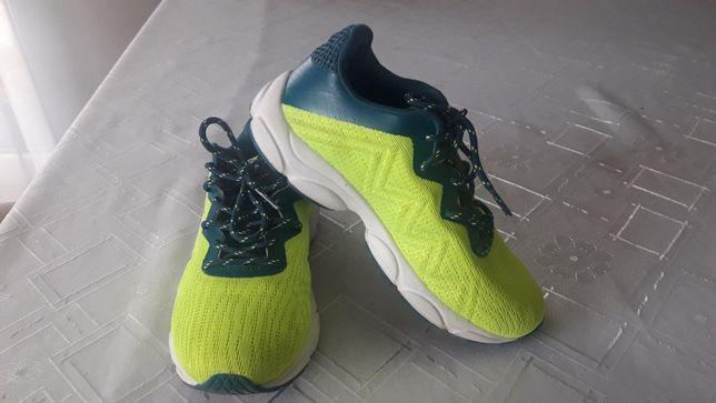 buty 4F chłopięce Limonka