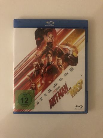 Blu-ray DVD Marvel - Ant-Man and The Wasp