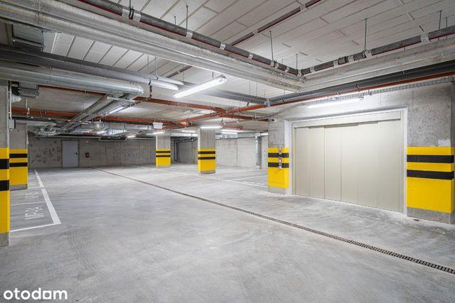 Miejsce postojowe w garażu podziemnym RYNEK