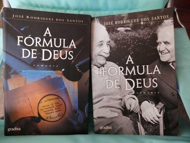 A Formula de Deus  Jose Rodrigues Santos