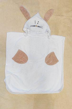 Полотенце плед ванное банное пляжное махра детское