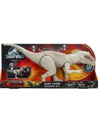 Jurassic world Indominus Rex Mattel оригинал динозавр Индоминус рекс