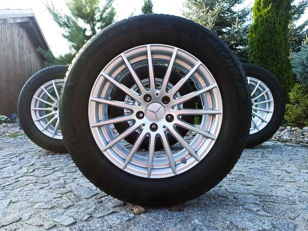 Oryginalne Alufelgi Mercedes 17 5x112
