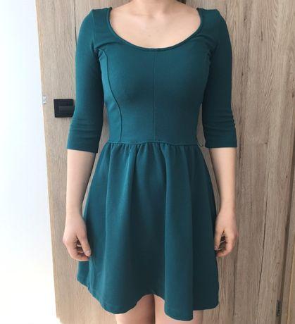 Bershka Butelkowa sukienka M