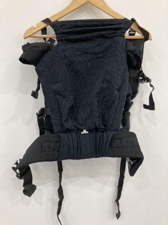Эрго-рюкзак фирмы   Di Sling  ADAPTED Black