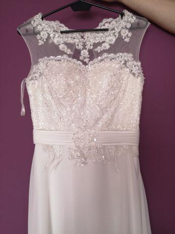Suknia ślubna roz. 36