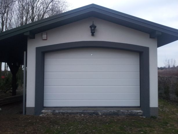 Promocja !!! Markowe bramy segmentowe garażowe ProSafee