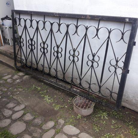 Płot- przęsła ogrodzeniowe