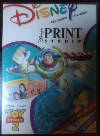 "Gra ""TOY STORY 2"" na PC firmy Disney Pixar"