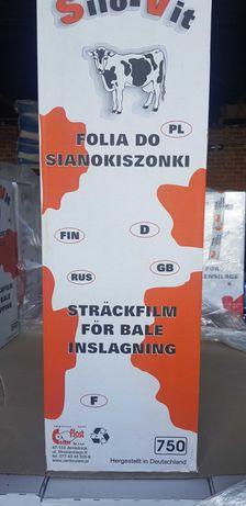 Folia do sianokiszonki Silo-Vit PREMIUM 750mm