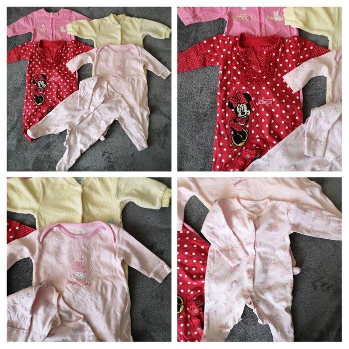 Paka Ciuszki dziewczynka 0-3 miesiące Pustków - image 1