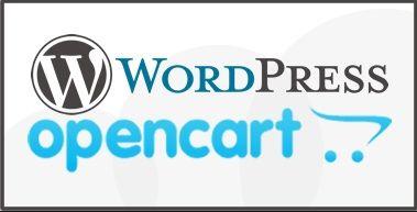 Сайт под ключ на Wordpress и Opencart