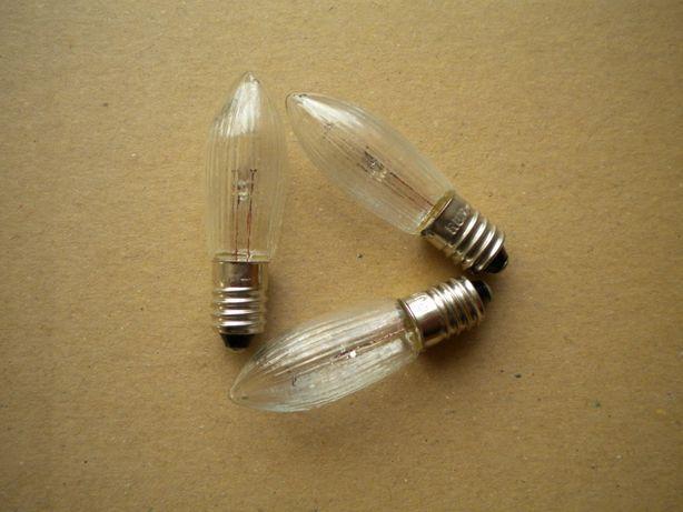 Лампочка E10 3W 12V вольт для гирлянд