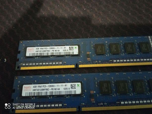Оперативная память Hynix PC3-12800U-11-11-A1 8Gb (4Gb+4Gb)