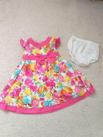 Плаття на дівчинку 2-х років