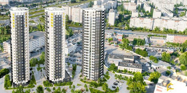 Продажа 1к-ной квартиры на ул. Николая Кибальчича 2. ж/б №3