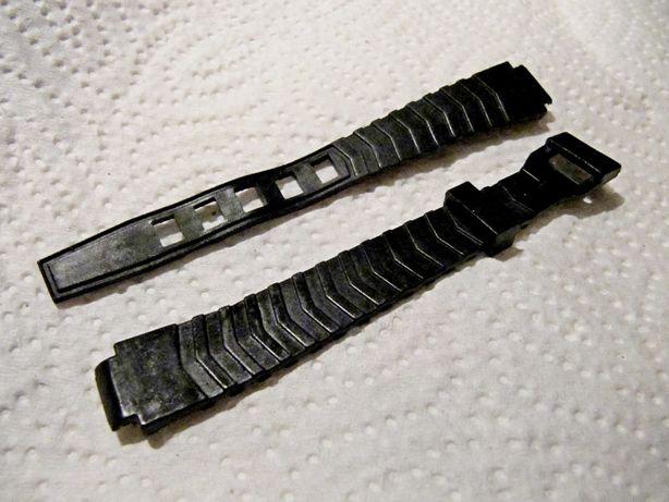 Ремешок для часов каучуковый, ширина подсоединения 10 мм,новый