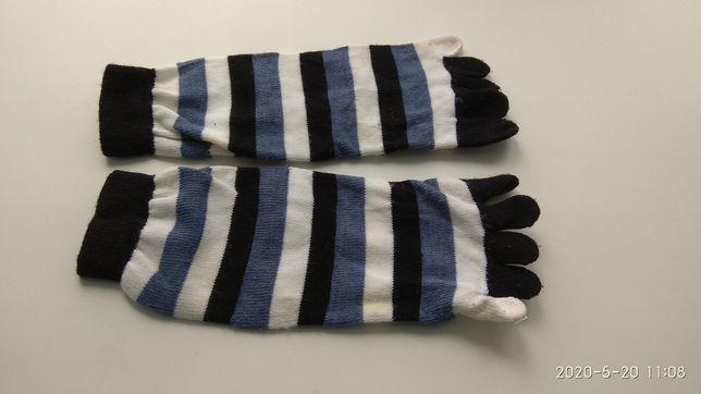 Носки, берет ручной работы