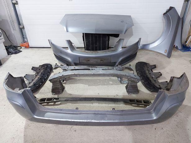 Бампер, радіатор, капот,запчасти Опель Зафіра Б, Opel Zafira B.