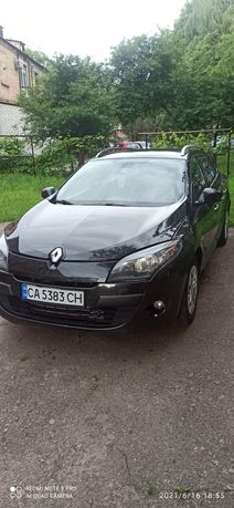 Renault megane 3 2009