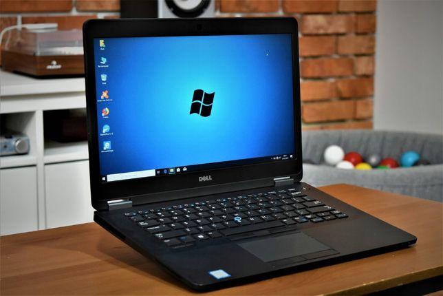 Laptop Poleasingowy Dell E7470|i5-6Gen|8GB DDR4|256GB SSD/FULL HD IPS