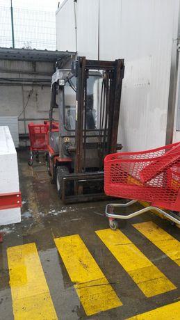 Empilhador manitou cd 15 p 1 500 kg avariado
