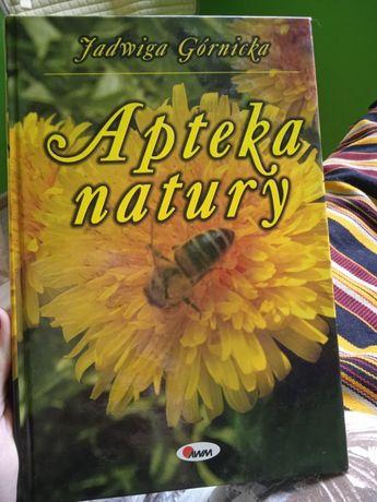 Książka apteka natury