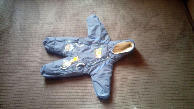 Ubranko na zimę dla dziecka