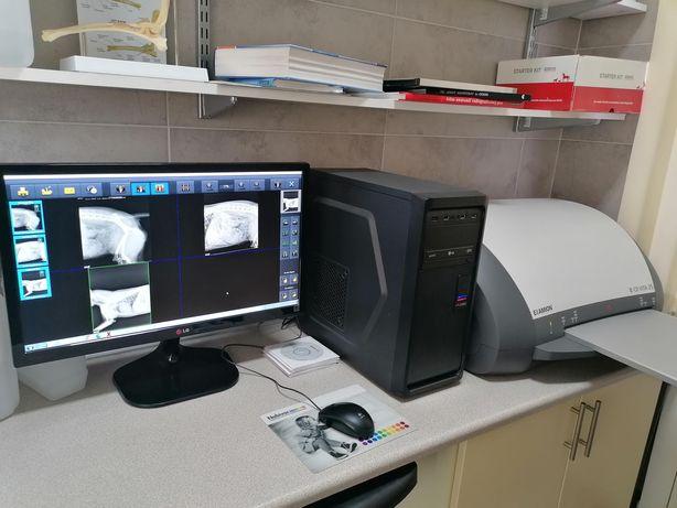 System radiografii cyfrowej (pośredniej) X-CR TABLETOP VITA 25