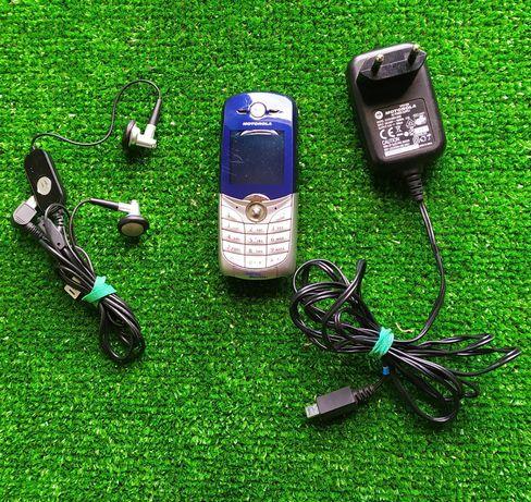 Телефон Motorola зарядное наушники