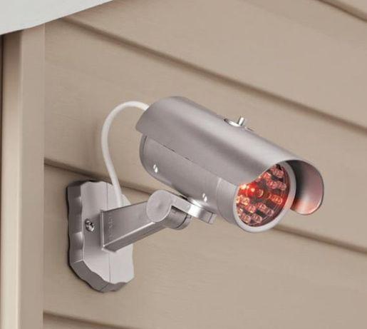 Муляж камеры видеонаблюдения UKC PT-1900 обманка подвесная
