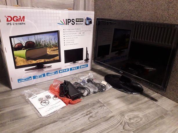 Игровой монитор 27 дюймов  led 2K 2560x1140 IPS hdmi !!АКЦИЯ!!