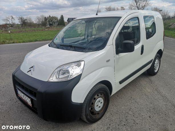 Citroën Nemo  *Prosto z Niemiec zarejestrowany stan bdb*