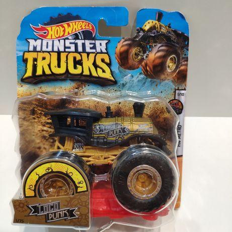Hot Weels Monster Trucks Loco Punk
