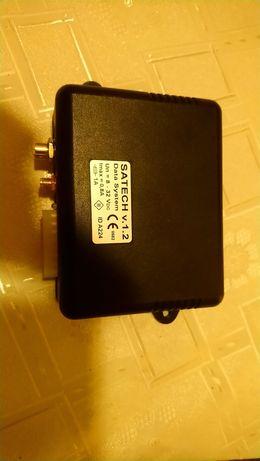 Moduł GPS sterownik