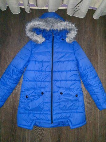 Зимняя женская куртка 46р.