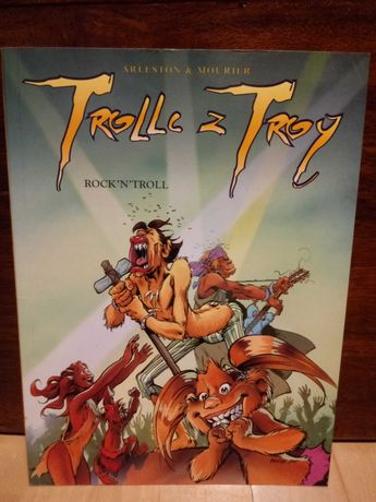Trolle z Troy Rock'N'Troll